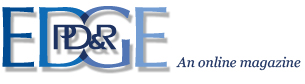 PD&R Edge Header Logo