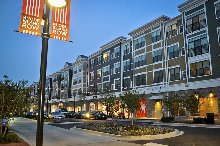 Washington, D.C.: Affordable Housing at Rhode Island Row ...