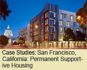 San Francisco, California: Permanent Supportive Housing for Former Chronically Homeless Persons at Drs. Julian and Raye Richardson Apartments