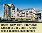 Best Practices: Bronx, New York: Innovative Design of Via Verde's Affordable Housing Development