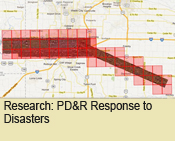 PD&R Response to Disasters