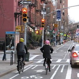 Dedicated Paths and Lanes: Their Influence on Bike Commuting