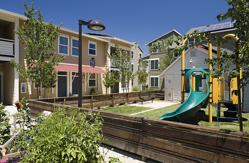 Green Building In Low Income Housing Tax Credit