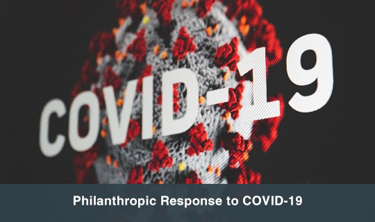 Philanthropic Response to COVID-19