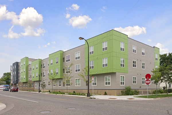 Transit-Oriented Development Offers Affordable Housing and Amenities in North Minneapolis