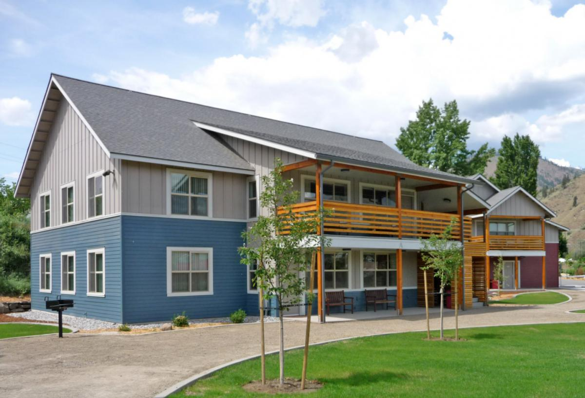 Affordable Housing in Central Washington State for Seasonal Agricultural Workers