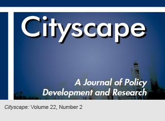 Cityscape: Volume 22, Number 2