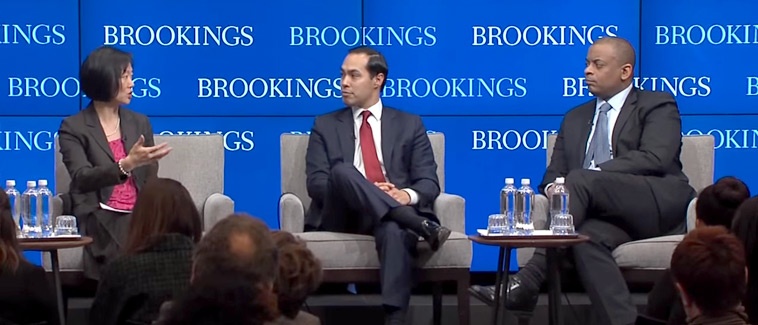 HUD Secretary Julián Castro and Secretary of Transportation Anthony Foxx Discuss Pathways to Mobility and Opportunity