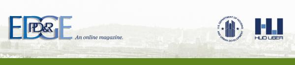 PD&R Edge Header Logo