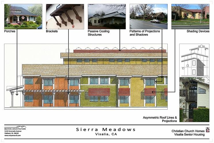 Visalia, California: Supportive Housing for Seniors at