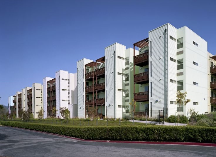 San jose california excellence in affordable housing for Affordable building