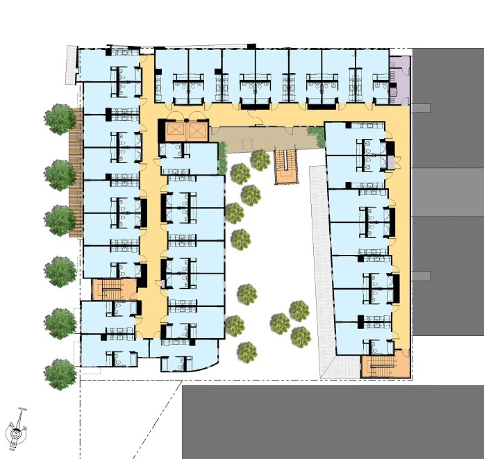 Cheap Apartments In San Francisco: San Francisco, California: Permanent Supportive Housing