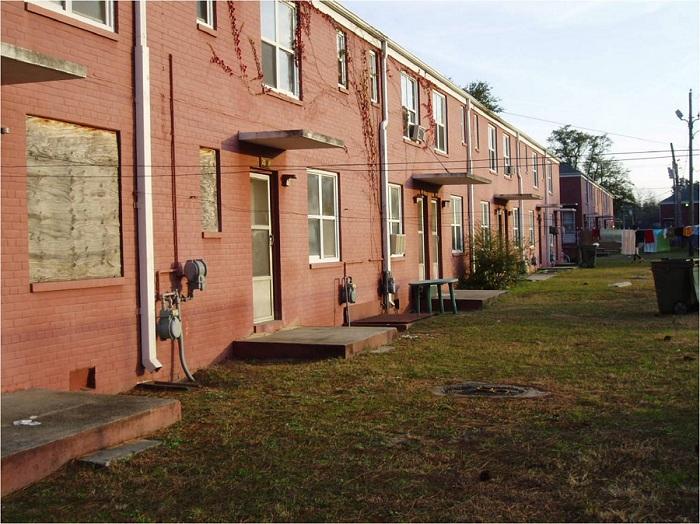 Wilmington North Carolina S Taylor Estates Redevelopment