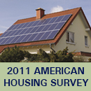 American Housing Survey: 2011