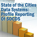 State of the Cities Data Systems: Profile Reporting Of SOCDS Principal Cities