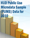 HUD Public Use Microdata Sample (PUMS) Data for 2010