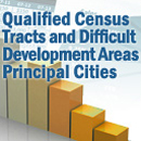 Qualified Census Tracts and Difficult Development Areas