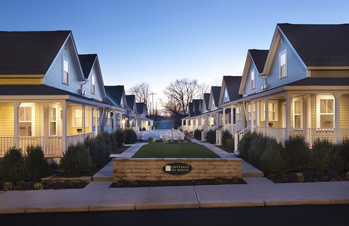 East Greenwich, Rhode Island: Cottages on Greene's Innovative Approach to Infill