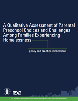 Ebookstore hud user a qualitative assessment of parental preschool choices and challenges among families experiencing homelessness policy and fandeluxe Image collections