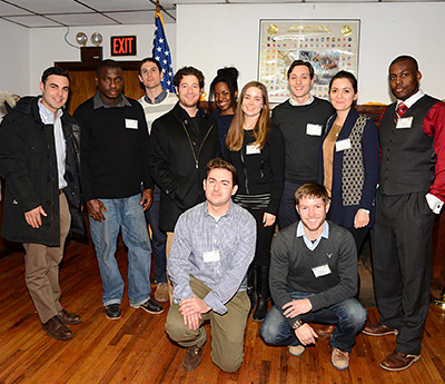Student Finalists Participate in Site Visit to Emerson, New Jersey