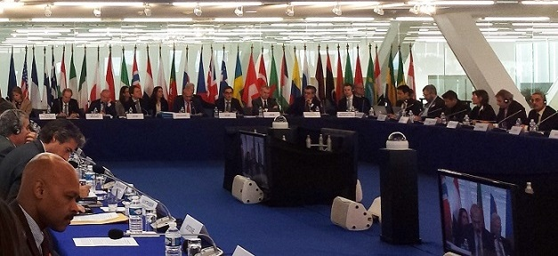 OECD's 5th Urban Roundtable