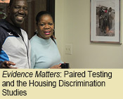 Evidence Matters: Paired Testing and the Housing Discrimination Studies