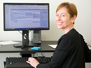 Image of Katherine O'Regan, Assistant Secretary for Policy Development and Research.