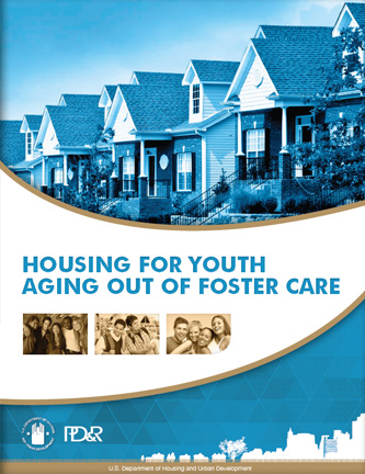 Front Cover of Housing for Youth Aging Out of Foster Care