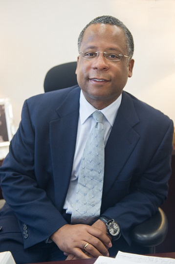 Image of Calvin Johnson, Deputy Assistant Secretary for the Office of Research, Evaluation, and Monitoring