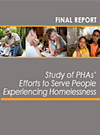 Study of PHAs' Efforts to Serve People Experiencing Homelessness