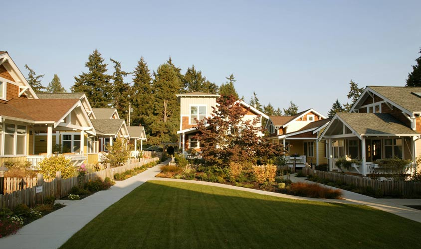 Kirkland, Washington: Cottage Housing Ordinance