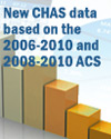 New CHAS data based on the 2006-2010 and 2008-2010 ACS