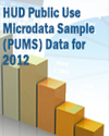 HUD Public Use Microdata Sample (PUMS) Data for 2012