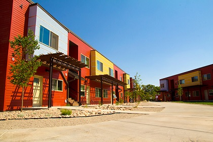 Affordable Housing In A Rural Tourism Based Community