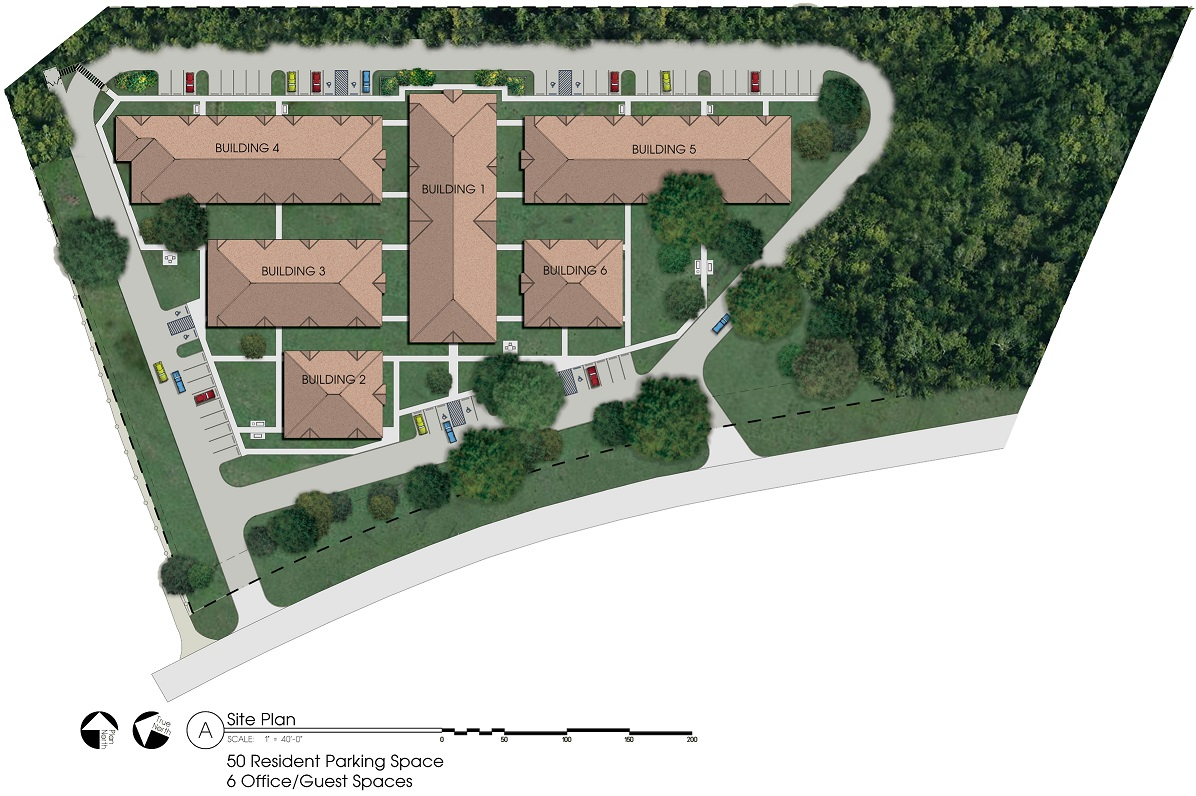 Sustainable senior housing in rural mississippi hud user for Rural development house plans