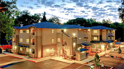 Bidwell Park Apartments Affordable Green Housing In Chico