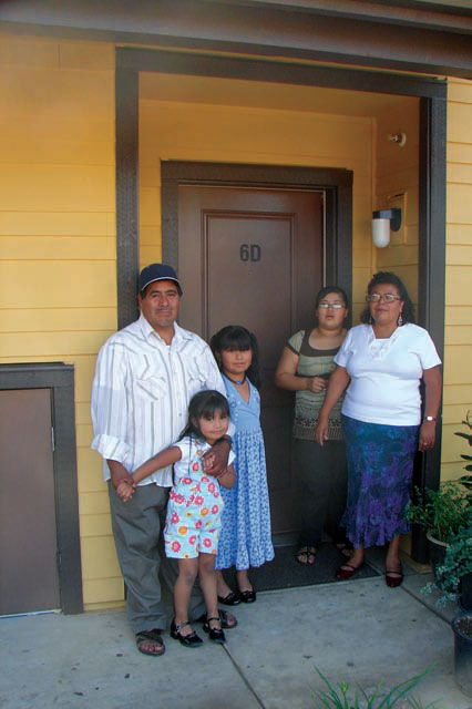 Asset-building strategies for renters, such as credits for helping to manage a property or reducing energy consumption, can help families secure their financial future. Farmworker Housing Development Corporation