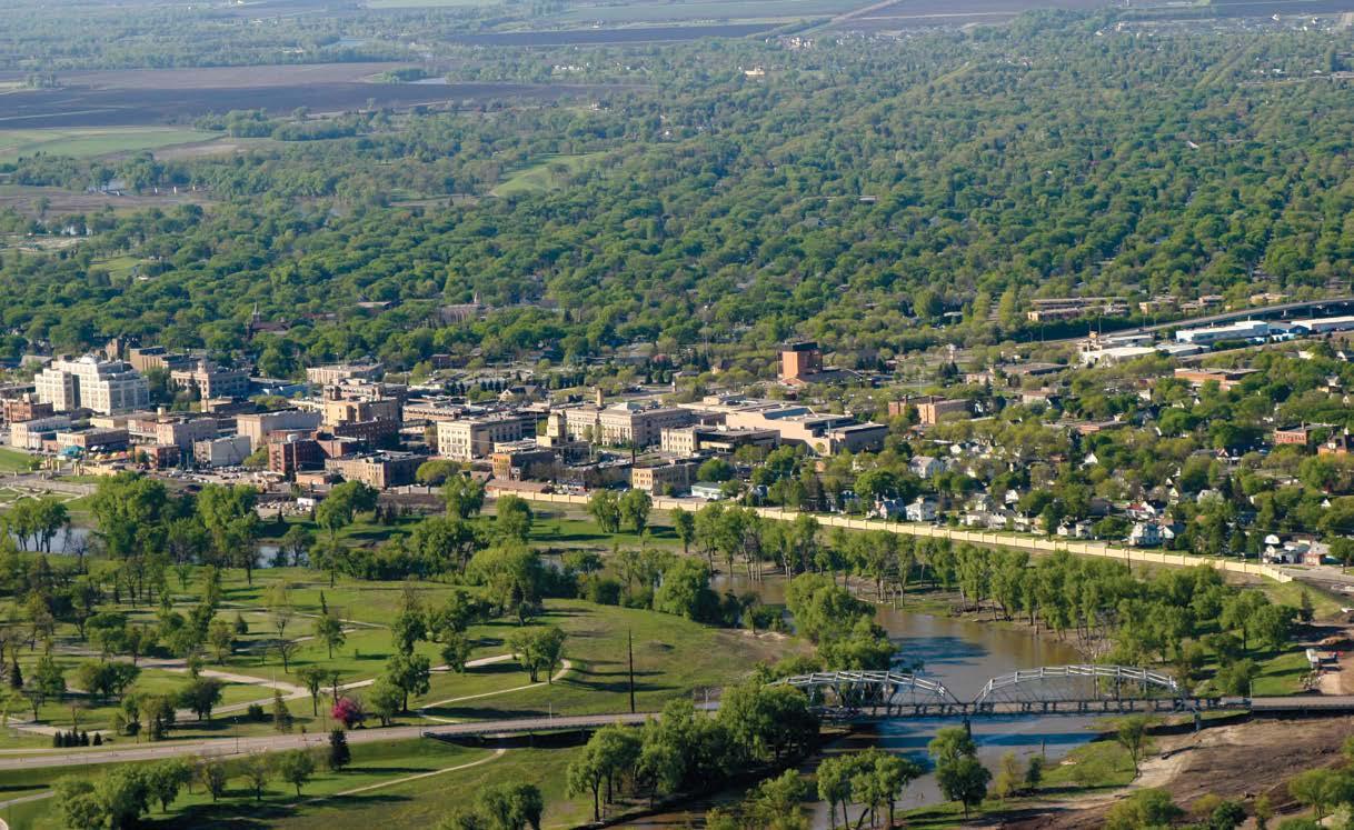 Grand Rapids North Dakota