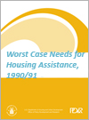 Worst Case Needs for Housing Assistance, 1990/91