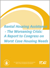 Rental Housing Assistance -- The Worsening Crisis: A Report to Congress on Worst Case Housing Needs, March 2000