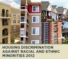 Housing Discrimination Against Racial And Ethnic Minorities 2012  Icon Image