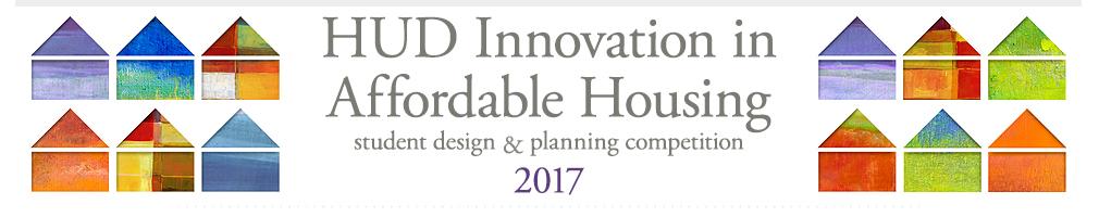 Student Design & Planning Competition | HUD USER