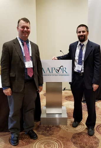 PD&R present research at the American Association for Public Opinion Research (AAPOR) Annual Meeting in Toronto, Ontario, Canada