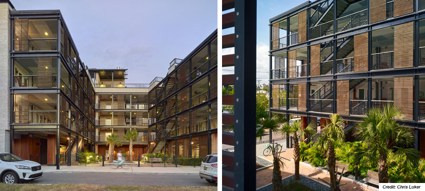 Excellence in Affordable Housing Design Award 2019