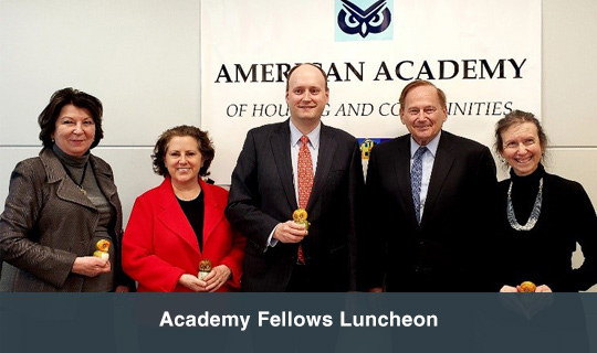 Academy Fellows Luncheon