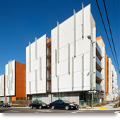 Oakland, California: Award-Winning Design at the Lakeside Senior Apartments