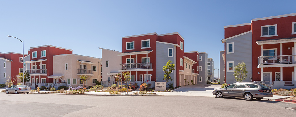 San Luis Obispo, California: Mixed-Income Affordable Housing at