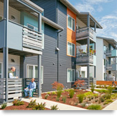 Half Moon Bay, California: Half Moon Village Contributes Affordable Housing to a Campus where Seniors Can Age in Place