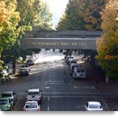 Portland State University: Partnering to Serve the City of Portland with Knowledge