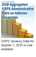 USPS Vacancy Data for Quarter 1, 2016 is now available